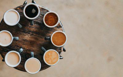 ¿Cómo escoger el café apropiado, dependiendo de la ocasión?